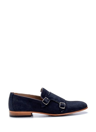 Derimod Erkek Ayakkabı(9671) Klasik Lacivert
